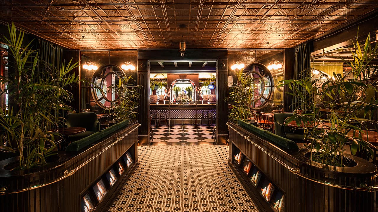 Seoul's Most Iconic Hotel Bar J.J. Mahoney's