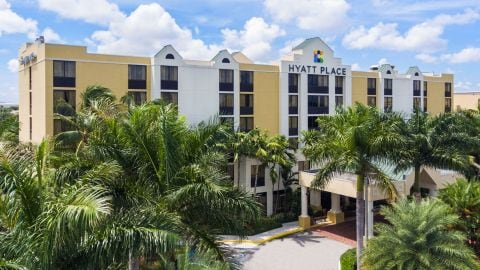 Hyatt Place Ft. Lauderdale 17th Street Convention Center