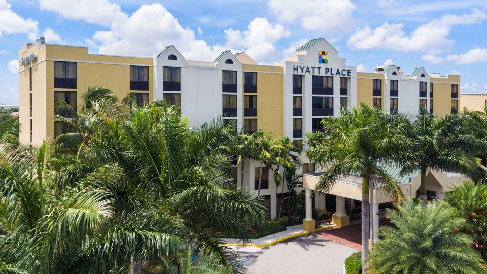 Ft. Lauderdale Hotel – Hyatt Place Fort Lauderdale