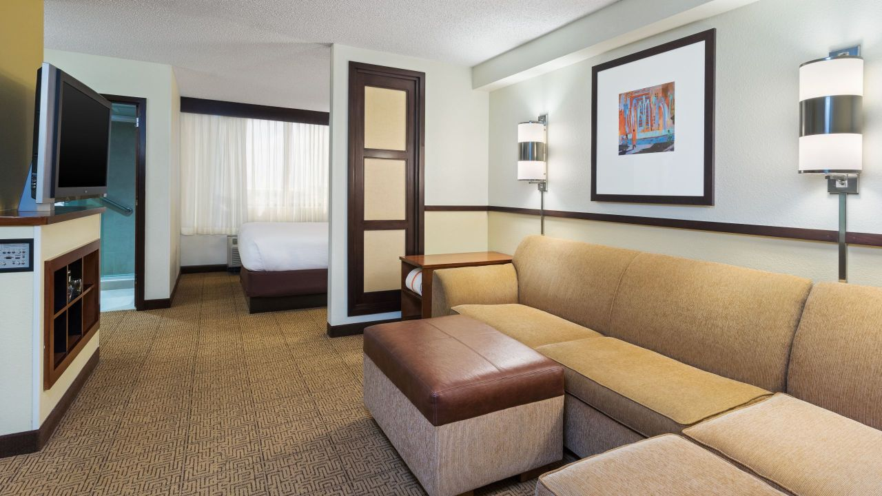 Hyatt Place Fort Lauderdale 17th St Convention Center King Room