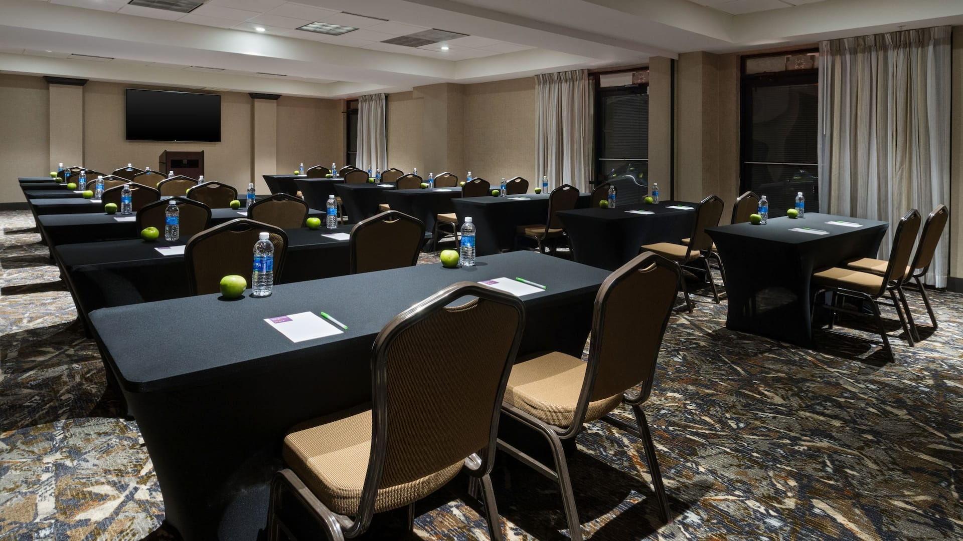 Hyatt Place Fort Lauderdale 17th St Convention Center Meeting Classroom