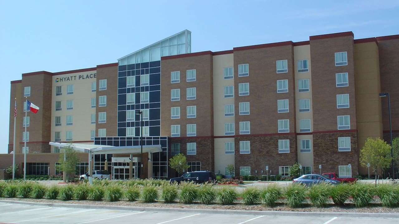 hyatt place dallas garland richardson exterior