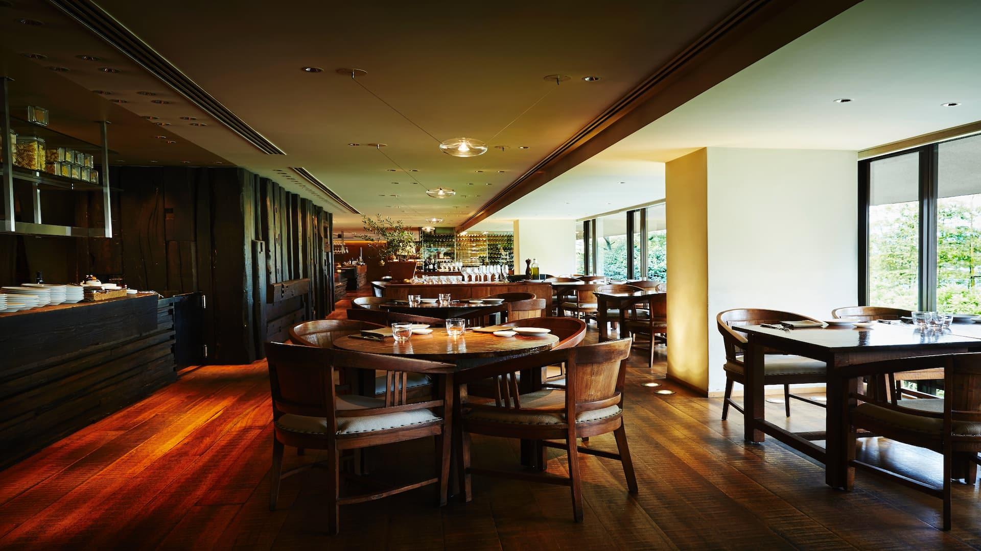 Restaurants and Bar