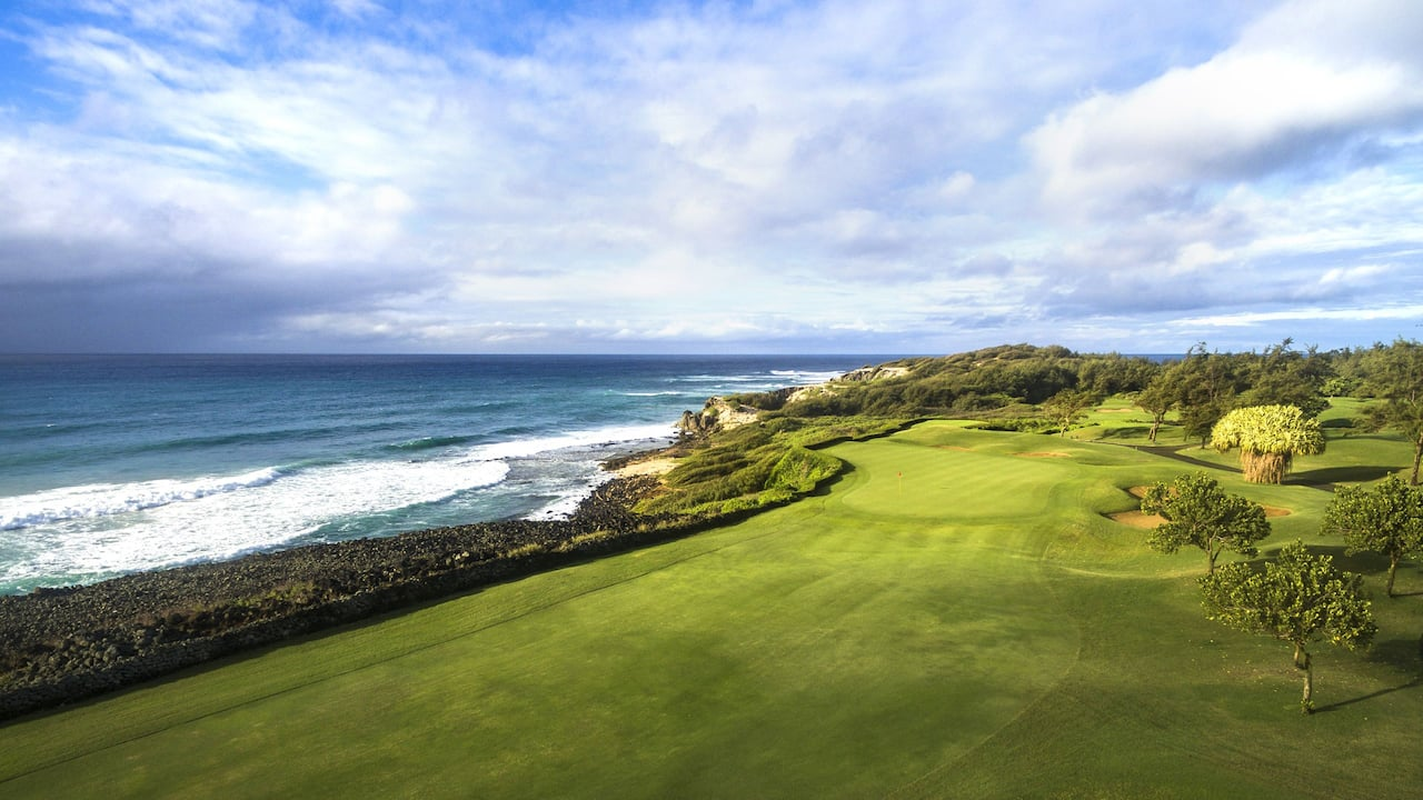 Grand Hyatt Kauai Resort Championship Golf Course