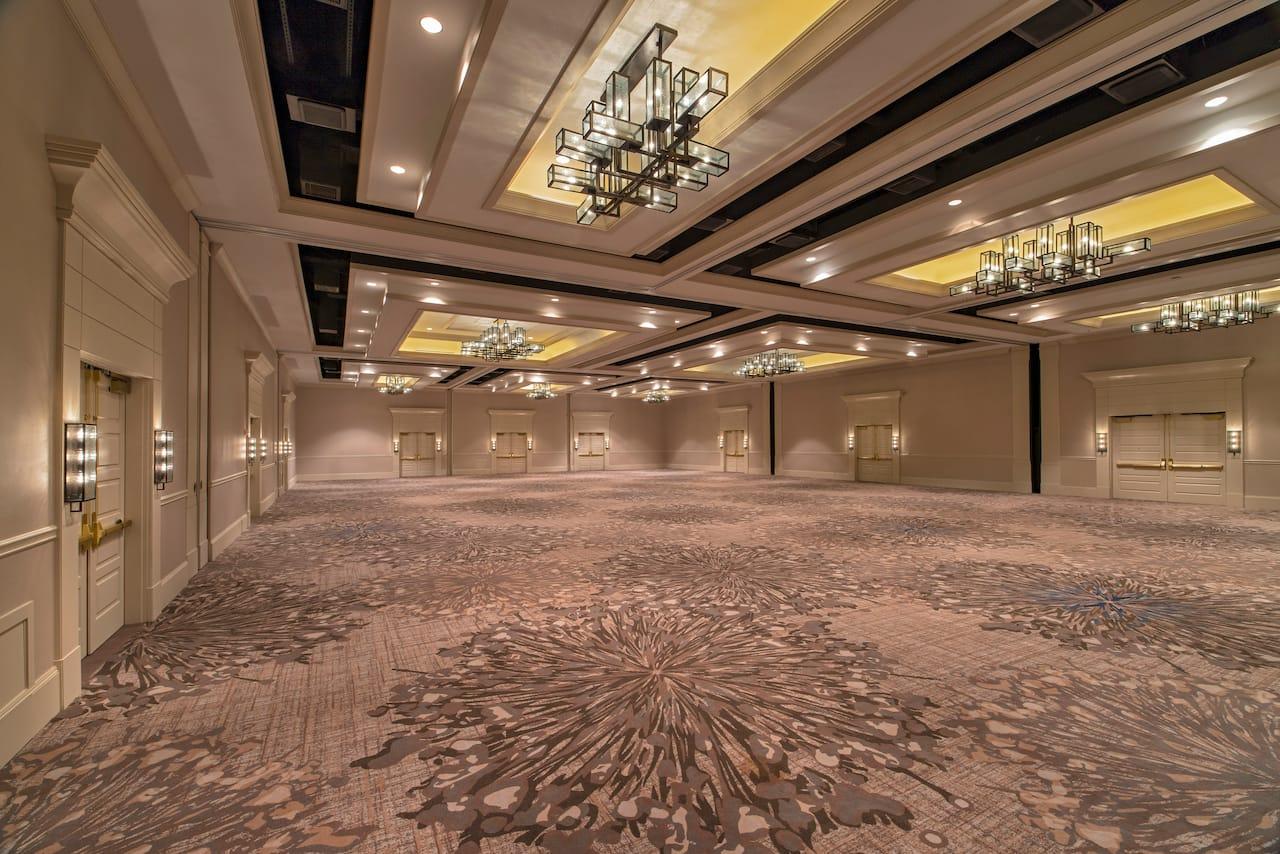 Barons Ballroom Hyatt Regency Lost Pines Resort & Spa