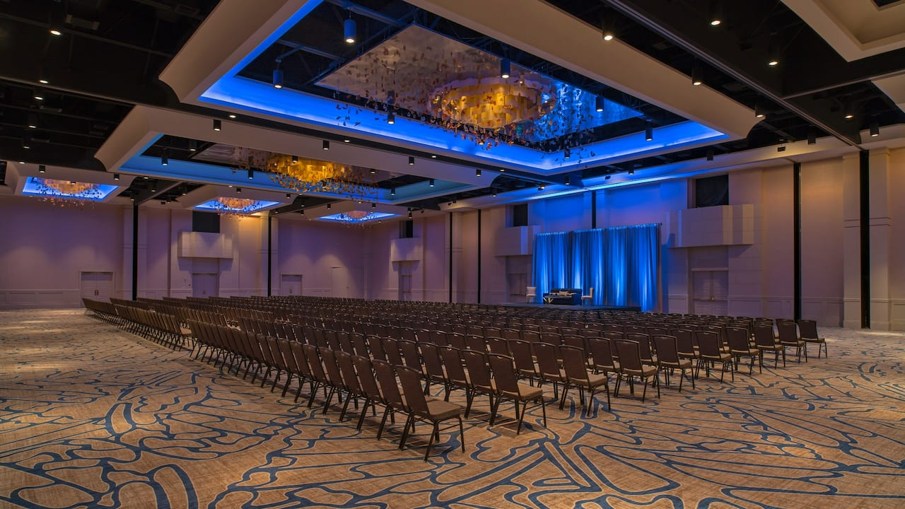 Grand Ballroom Hyatt Regency Lost Pines Resort & Spa