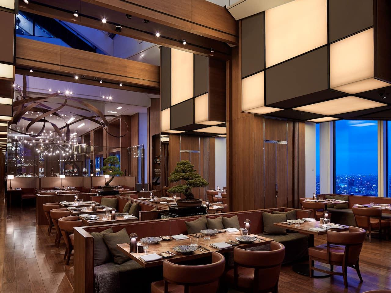 Andaz Tokyo Toranomon Hills, The Tavern - Grill & Lounge