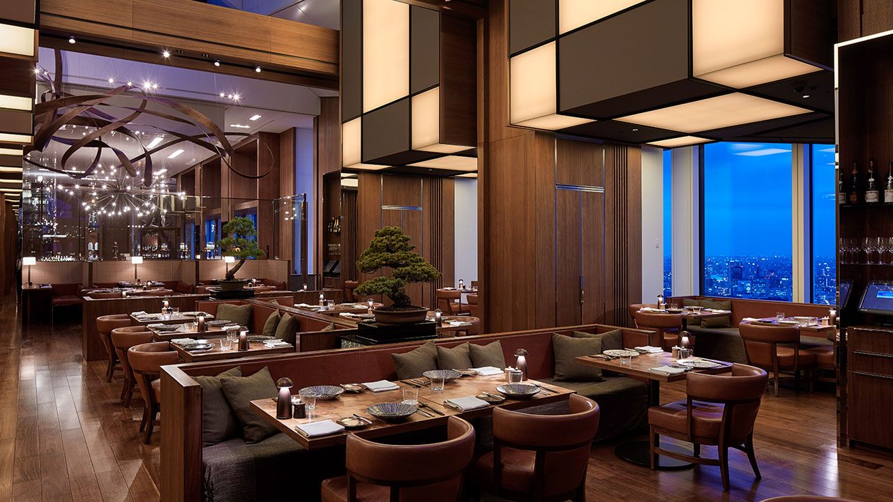 Andaz Tokyo Toranomon Hills, Tavern bar and grill