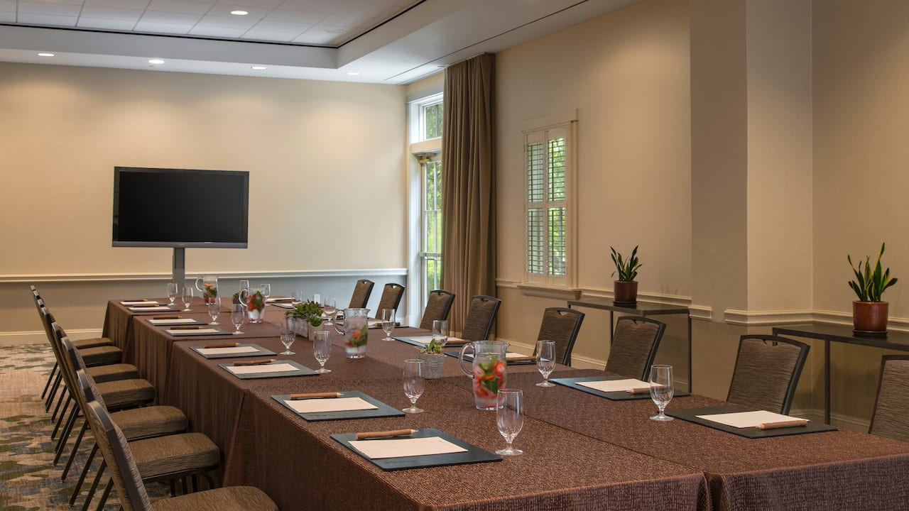 Colony Meeting Room Hyatt Regency Lost Pines Resort & Spa