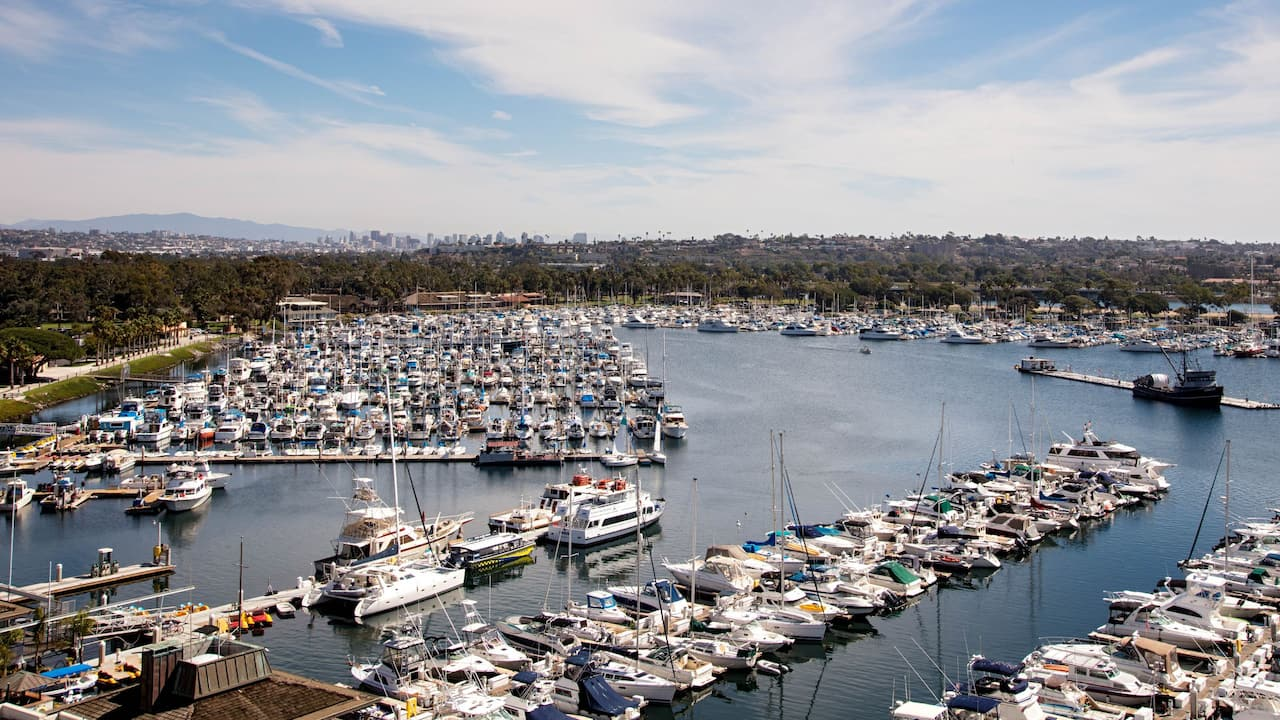 Hyatt Regency - Mission-Bay-Spa-and-Marina/ Exterior