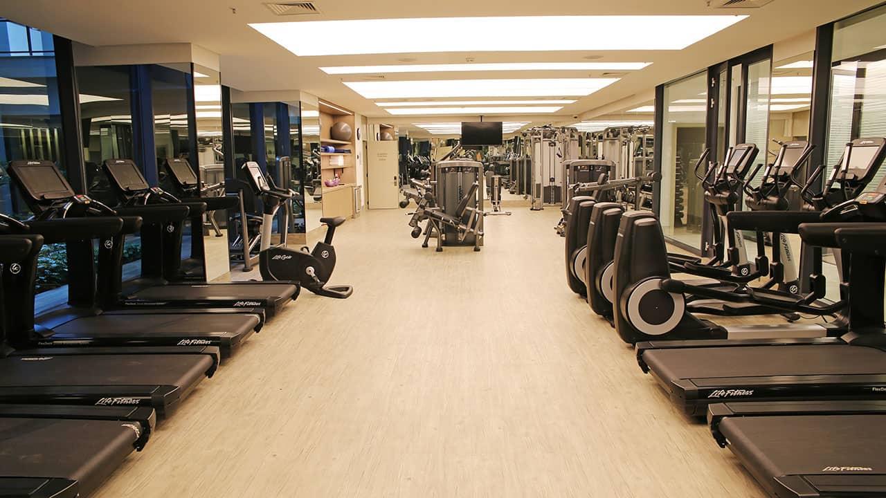 Fitness Center Aerobic