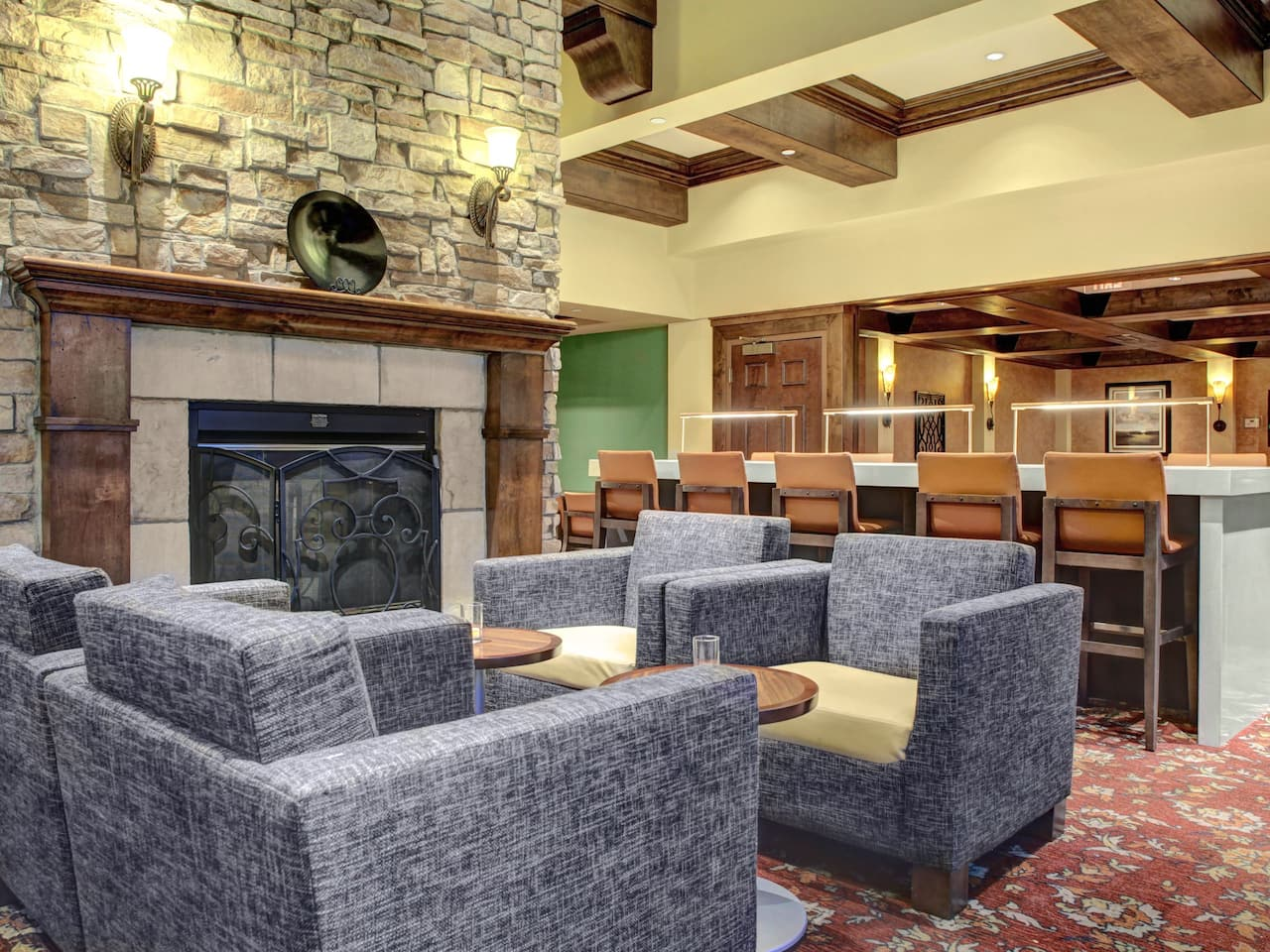 Lobby Lounge Seating