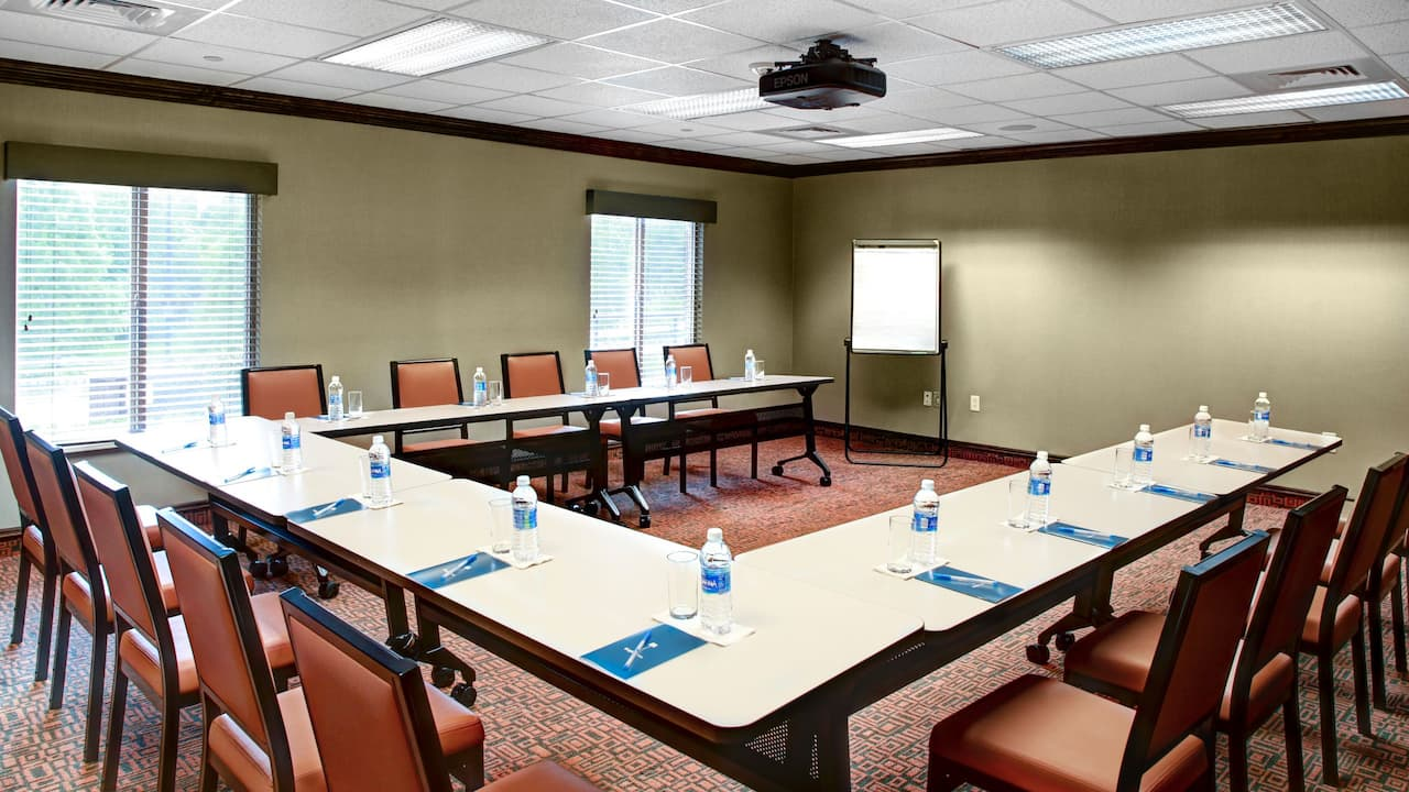 Hyatt House Branchburg U Shape meeting room