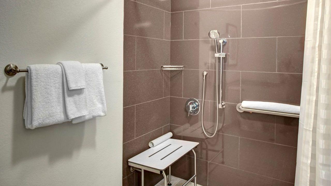 Suite ADA Bathroom