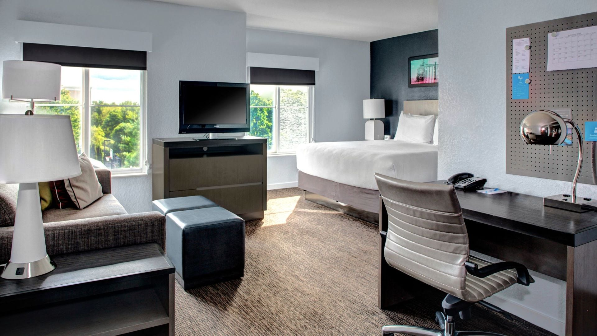 Hyatt House Raleigh Durham Suite