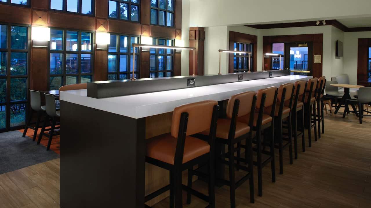 H Bar Lounge Pods