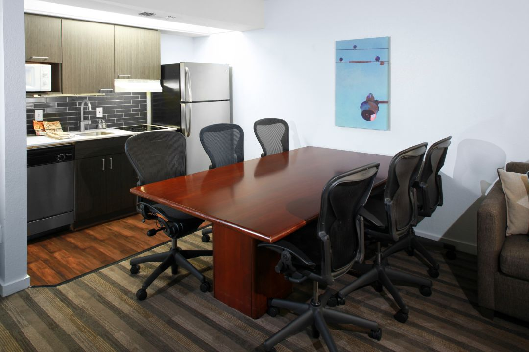 Suite King One Bedroom Conference