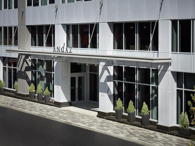 Andaz Ottawa Exterior