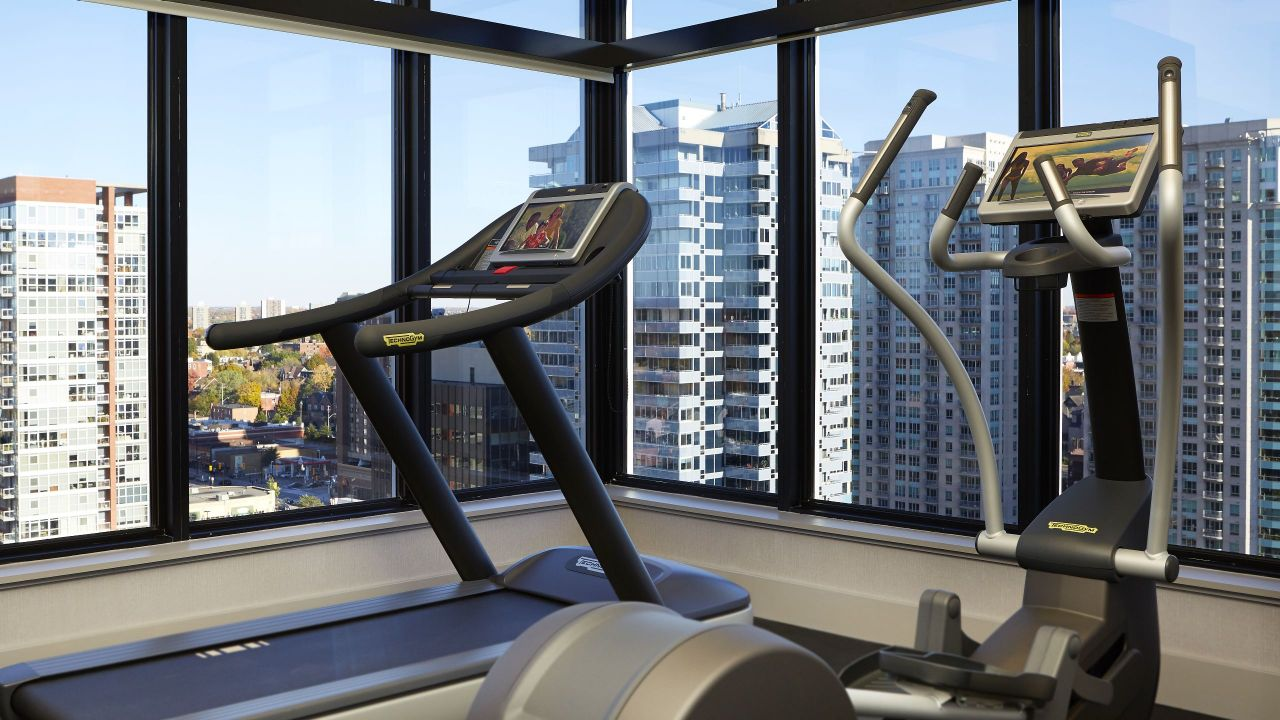 Andaz Ottawa Fitness Center