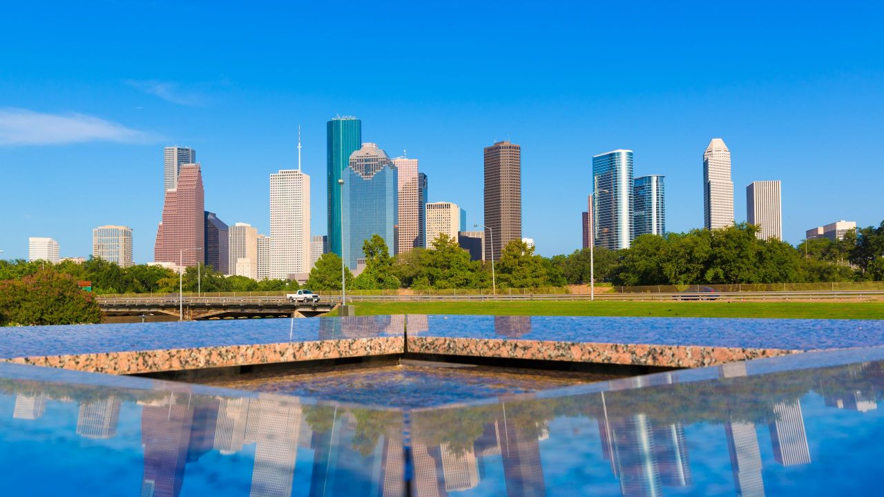 Hyatt Place Houston Bush Airport Cityview
