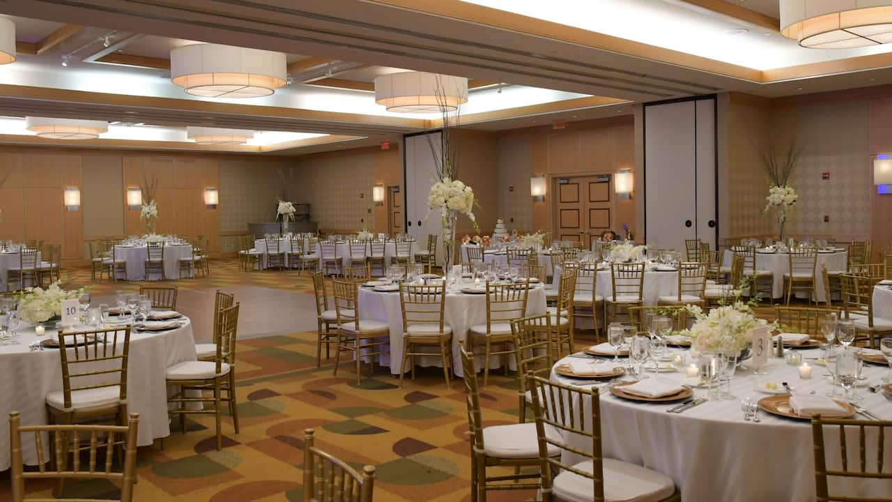 Plaza Ballroom Rounds