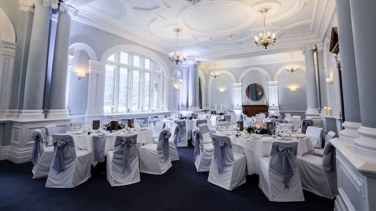 Weddings in East London | Plan your perfect wedding | Andaz London Liverpool Street