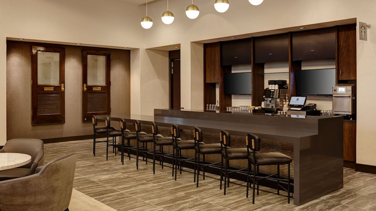 Hotel Bar - Hyatt Place St. Paul/Downtown