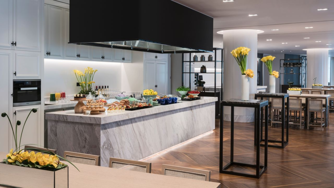 The Residence Show Kitchen