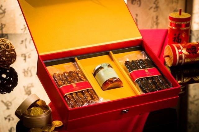 台北君悅年節禮盒