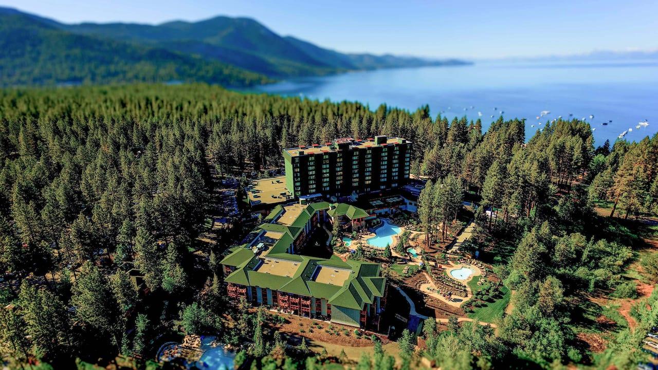 Exterior Hyatt Regency Lake Tahoe Resort, Spa & Casino