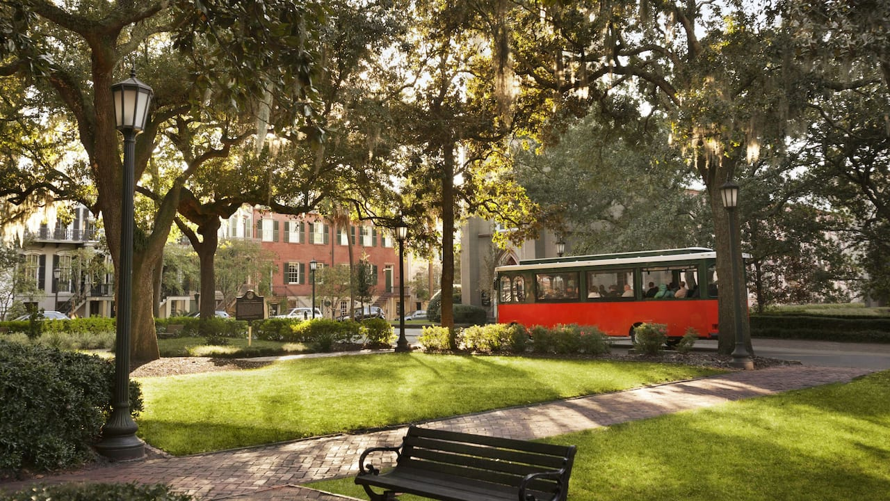 Square Trolley
