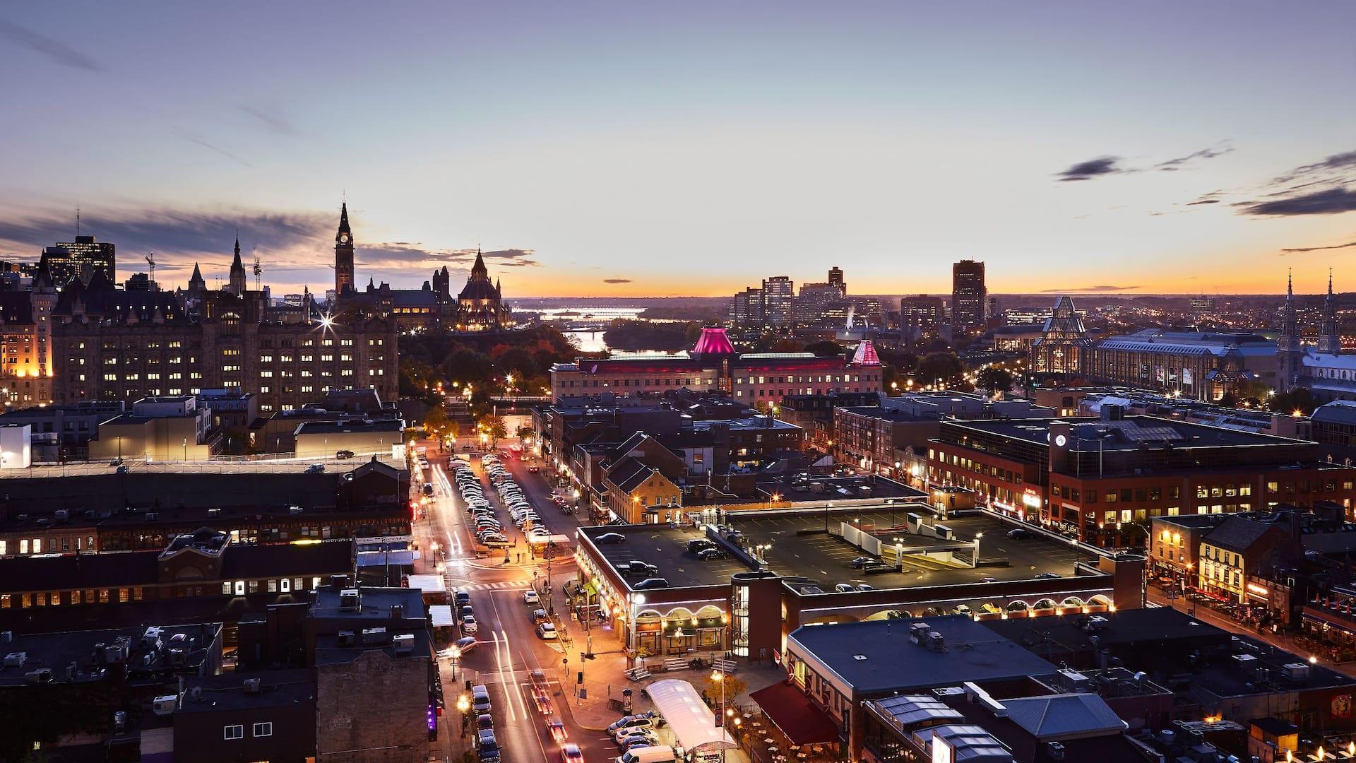 Andaz Ottawa View
