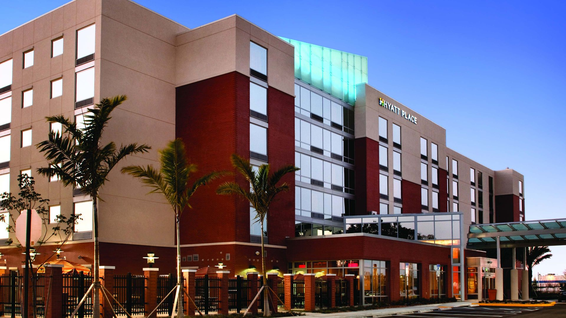 Ft Lauderdale Airport Fll Hotels Hyatt Place