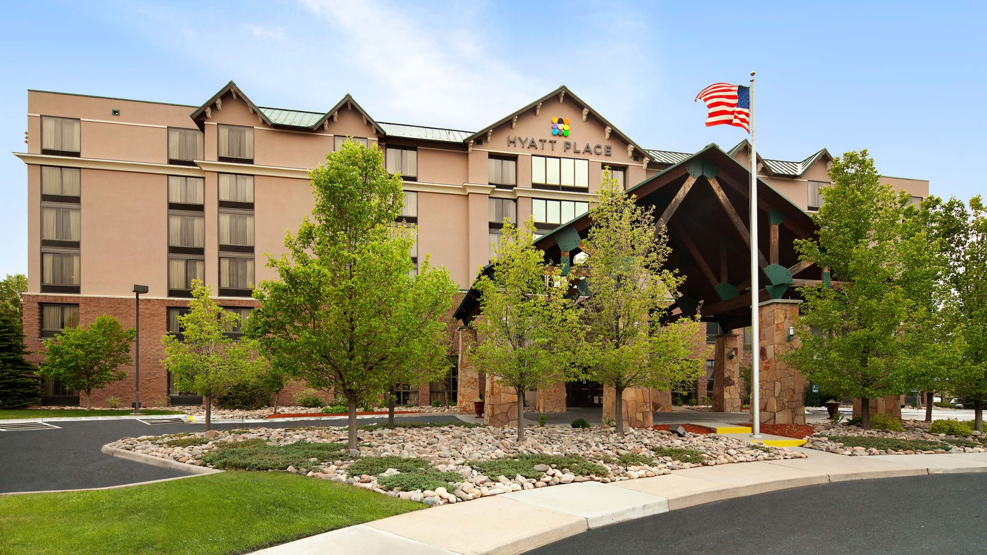 Denver South Park Meadows Hotel EXTERIOR