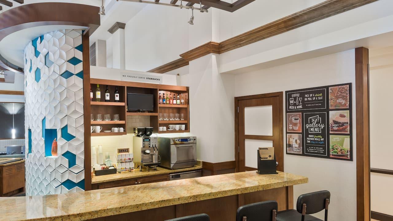 Lobby Bar and Seating