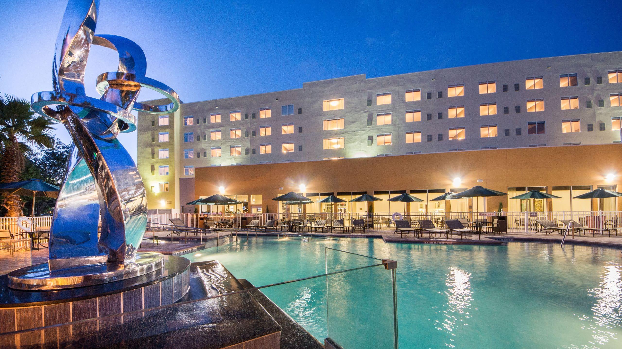 Disney Good Neighbor Hotel in Orlando, FL | Hyatt Place ... on hard rock hotel universal studios orlando, lazy river hyatt regency orlando, grand hyatt orlando, map of vegas hotels hyatt, disney hotels orlando,