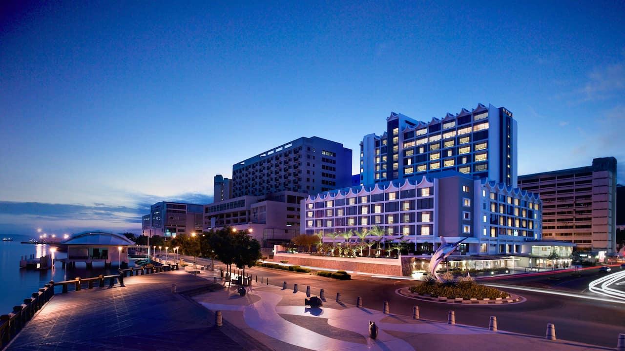 Hyatt Regency Hotel Kota Kinabalu, Kota Kinabalu (Malaysia)