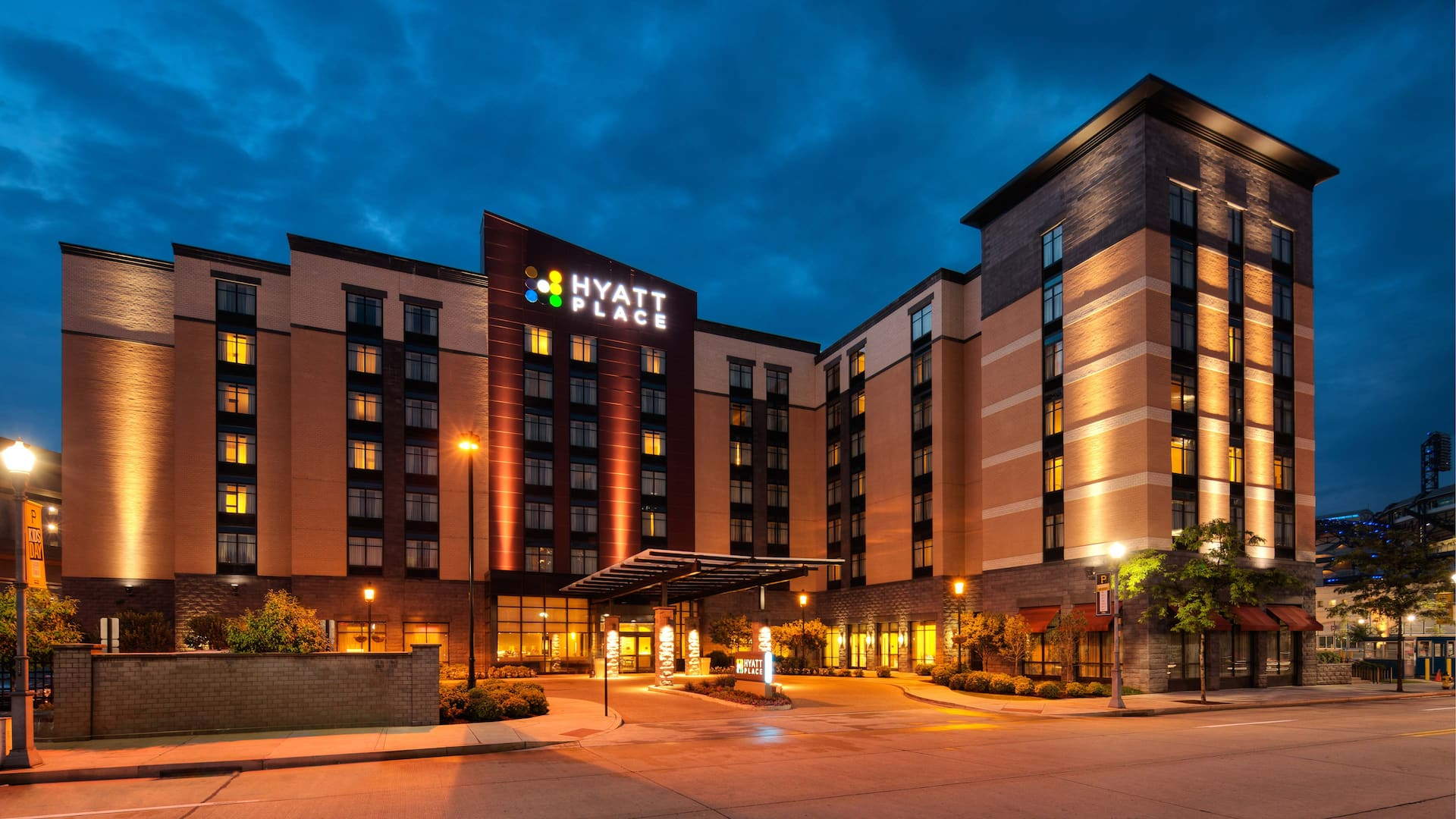Hyatt Place Pittsburgh-North Shore Exterior