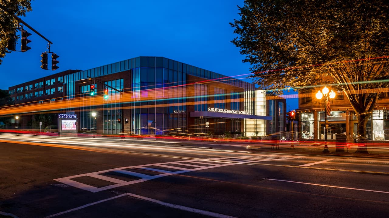 Saratoga City Center