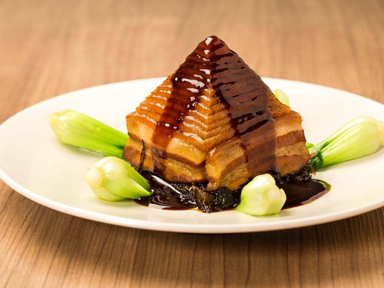 雲錦中餐廳一刀肉