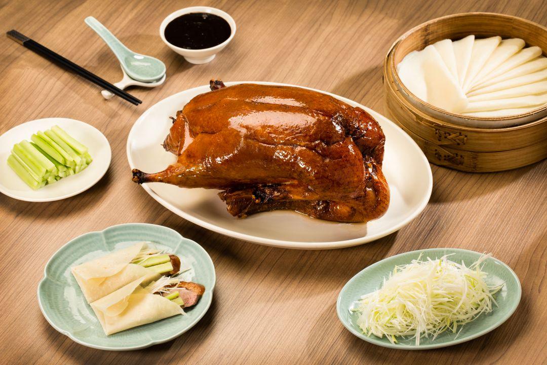 Yun Jin Roast Duck Wrap