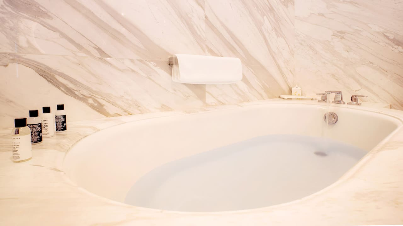 Park Room Bathtub