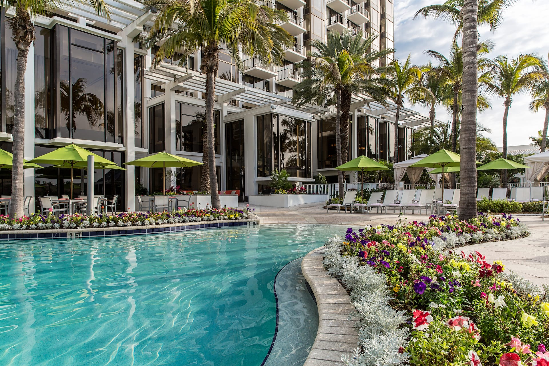 Hyatt Regency Sarasota Outdoor Pool