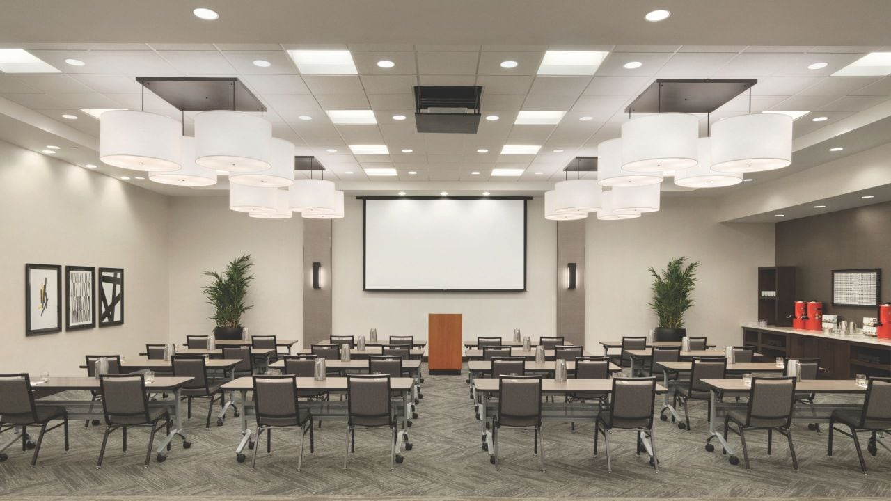 Meeting Space Classroom
