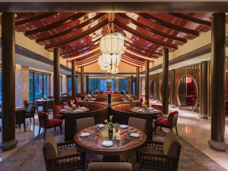 Hu Pan restaurant