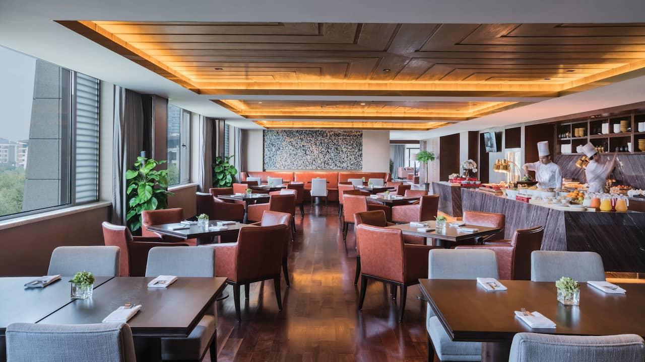 Regency Club Dining Area
