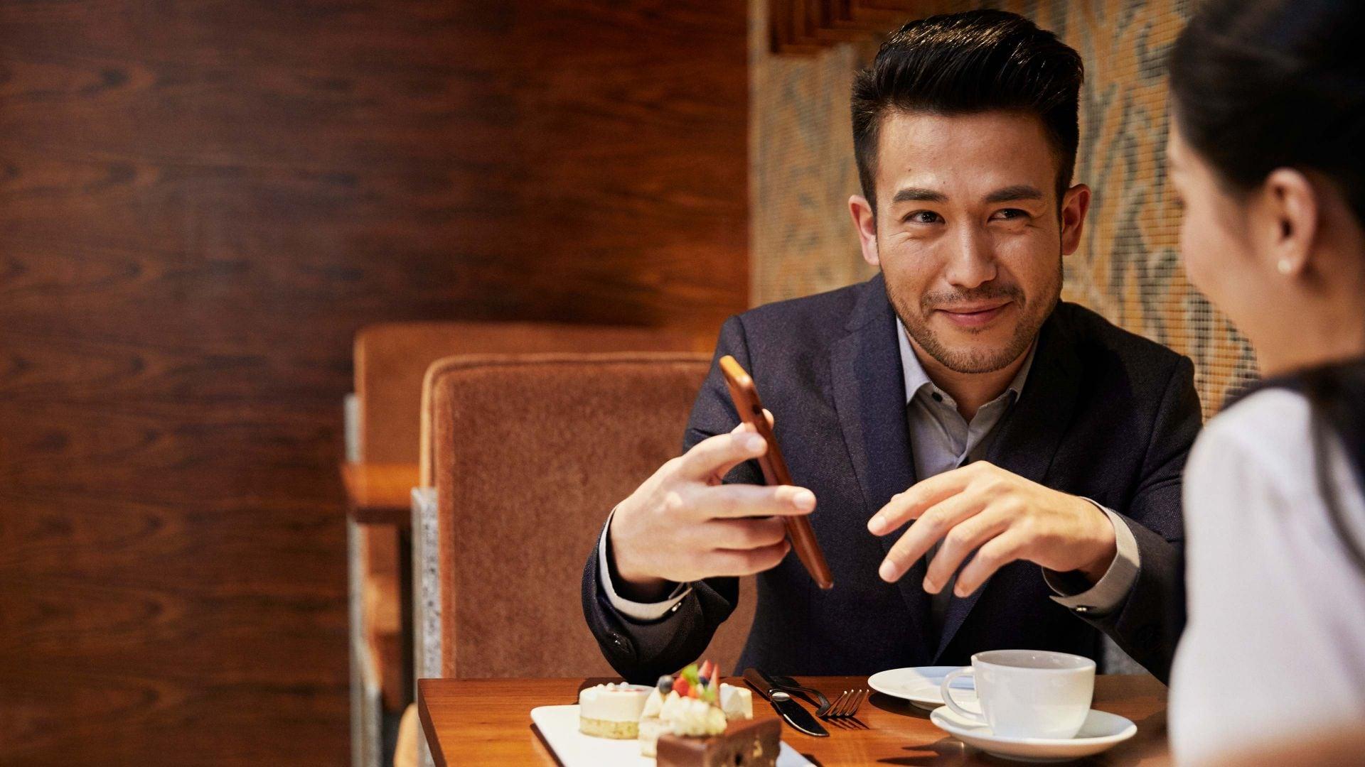 Lifestyle Food and Beverage Couple Tea