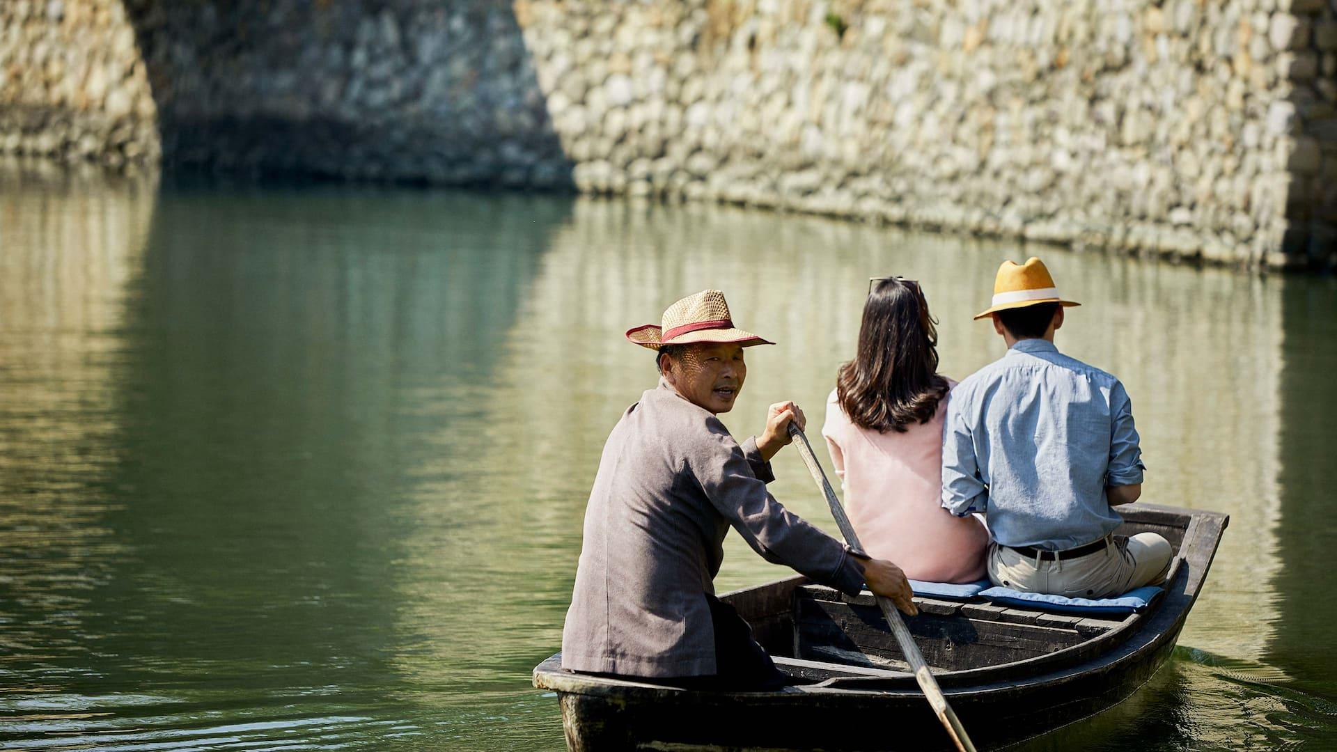 Lifestyle Recreation Couple Boat