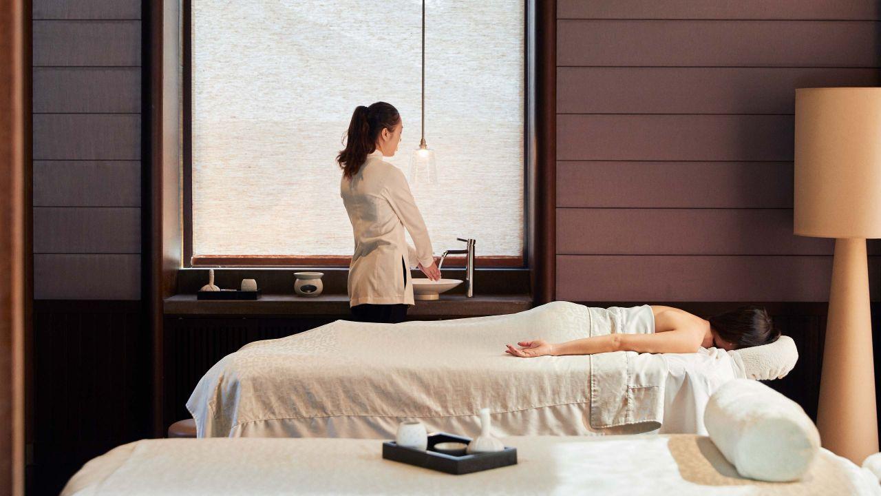 Massage -Spa à l'Hôtel Hyatt Regency Chantilly