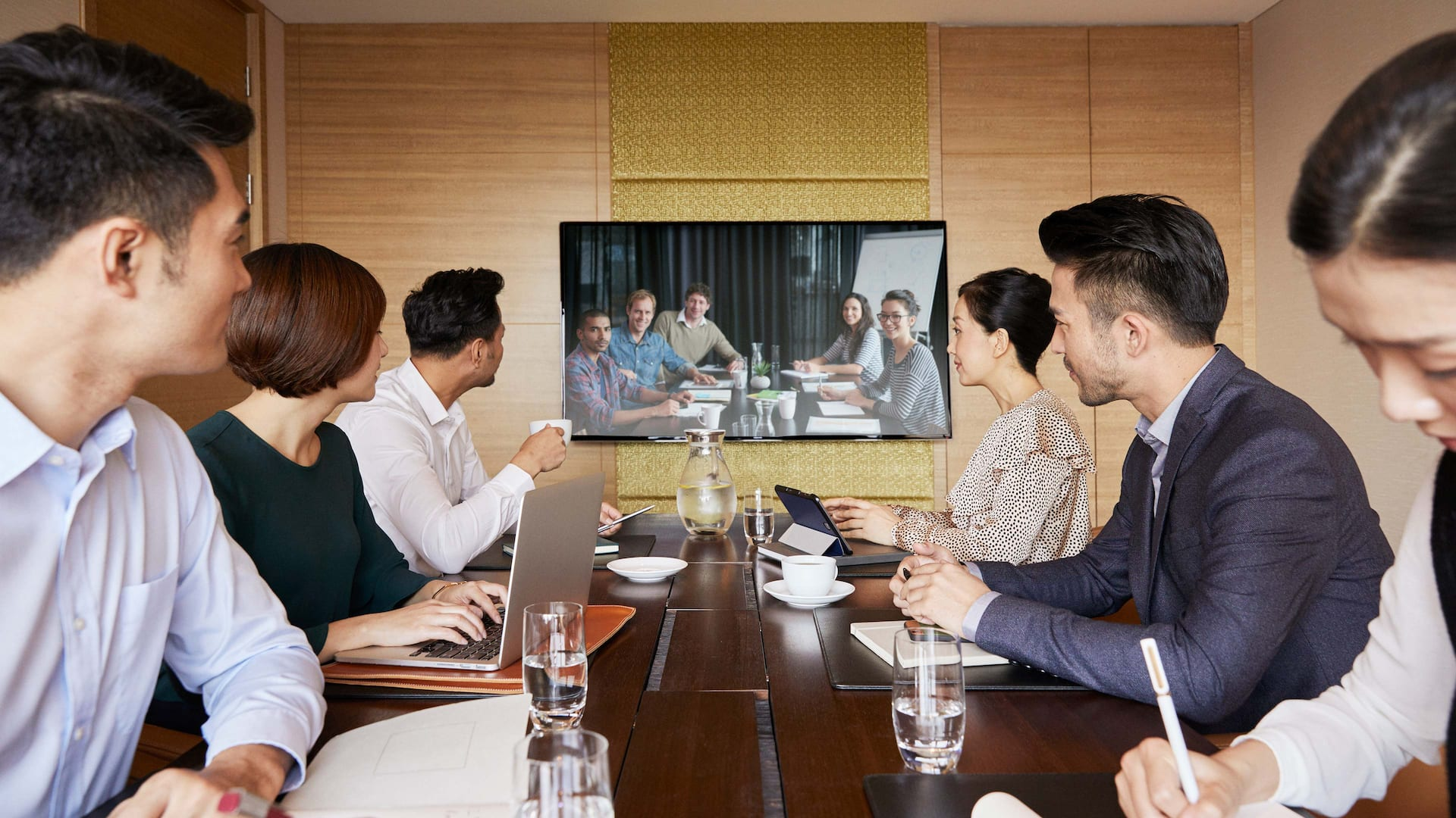 Conference meeting